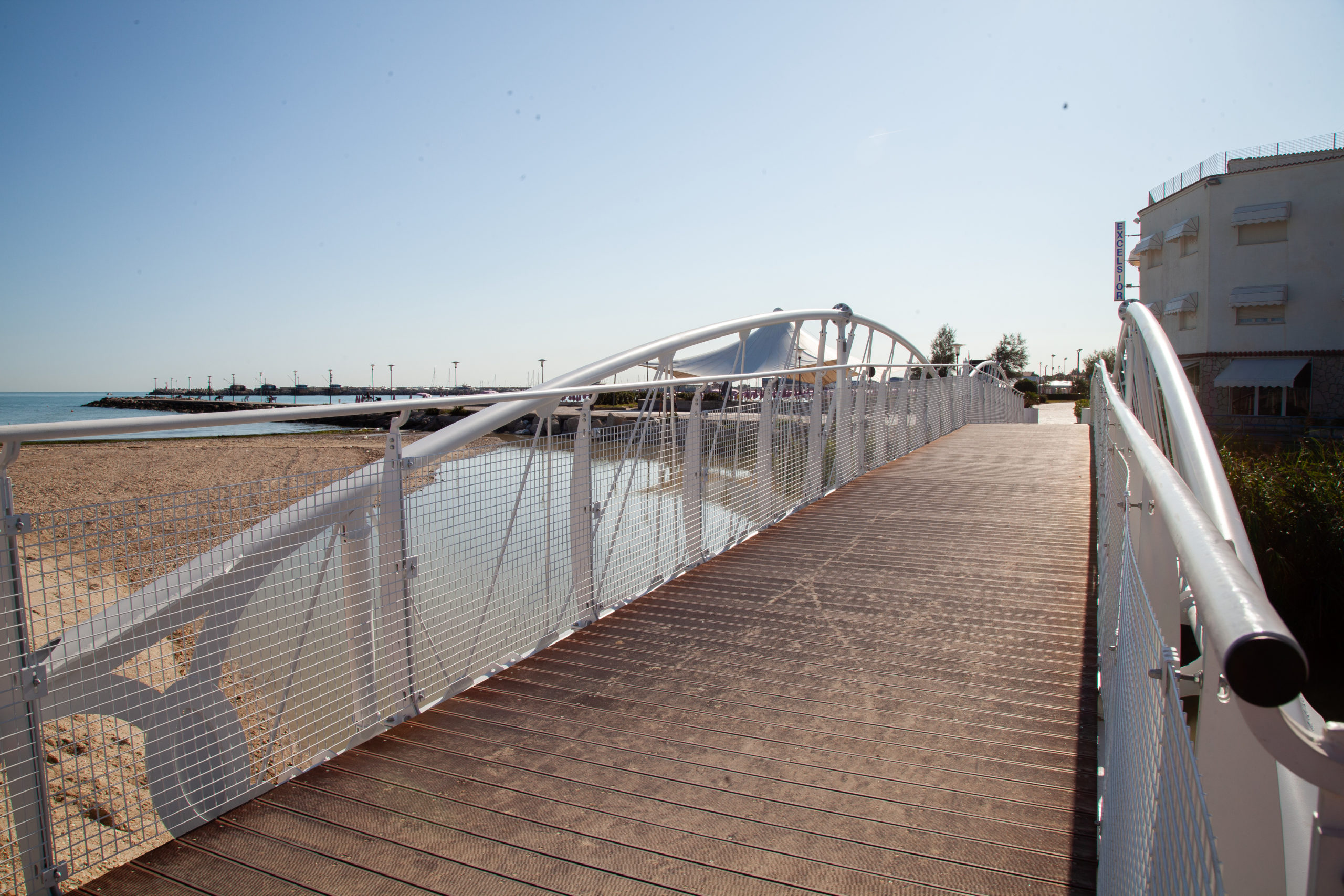 Nuovo ponte sull'Arzilla